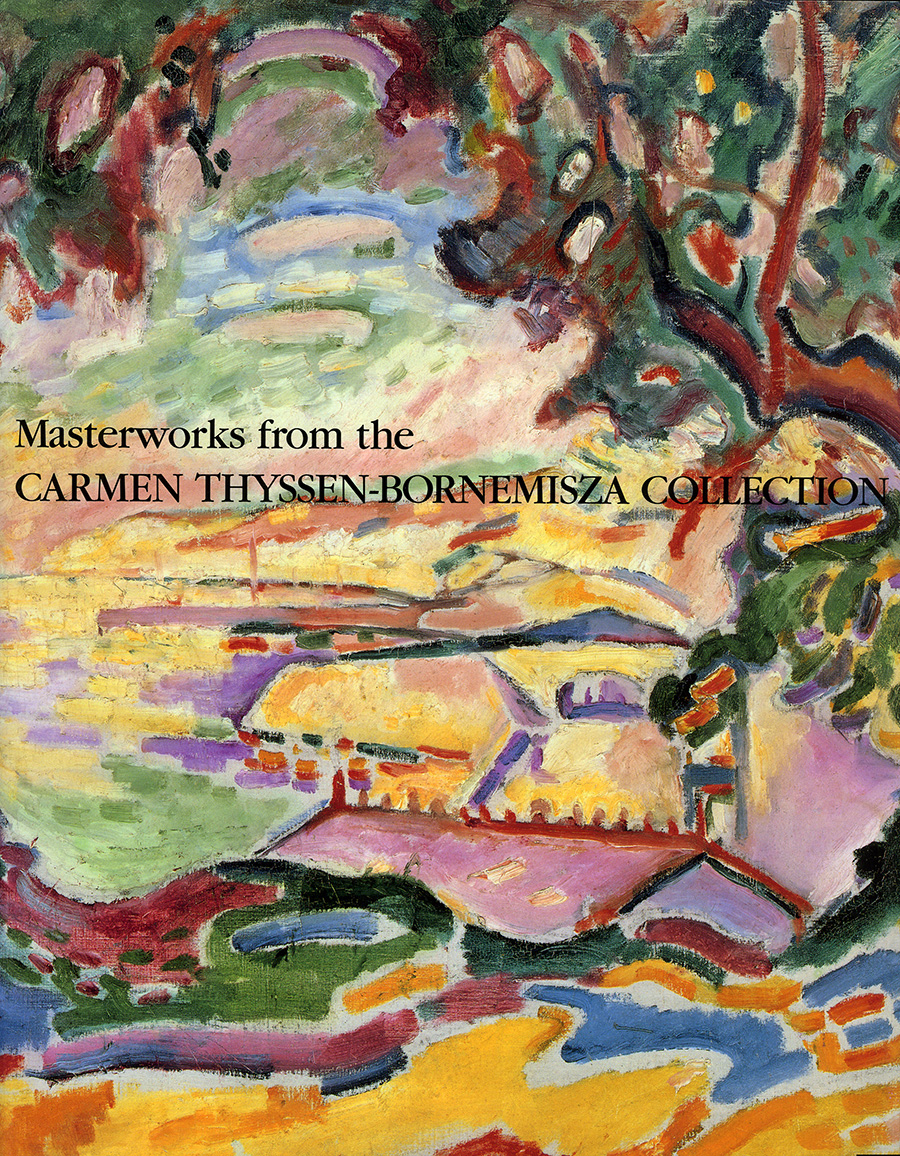 Masterworks from the Carmen Thyssen-Bomemisza Collection